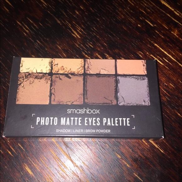 Smashbox Makeup Photo Matte Eyes Travel Eyeshadow Palette Poshmark